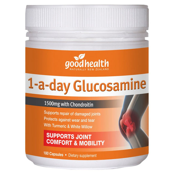 Good Health 1-a-day Glucosamine 180 Capsules