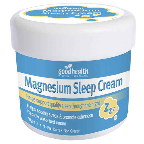Good Health Magnesium Sleep Cream 90gm