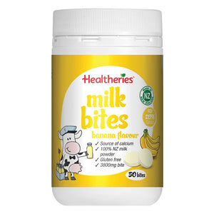 Healtheries Milk Bites - Banana 50 Bites