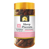 Kiwi Gold Kiwi Sheep Placenta 20000mg 80 Capsules