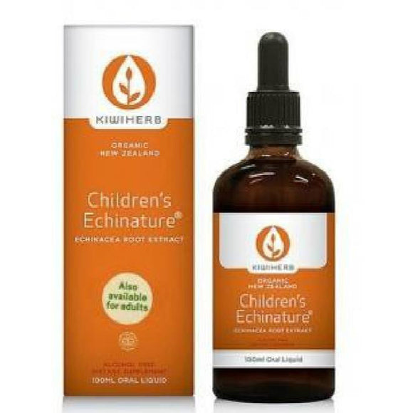 Kiwiherb Children's Echinature - Echinacea Extract 100ml