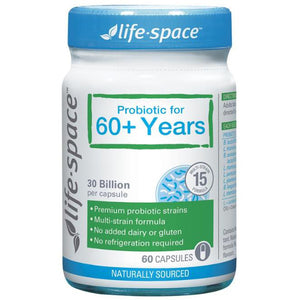 Life-Space Urogen Probiotic for 60+ Years