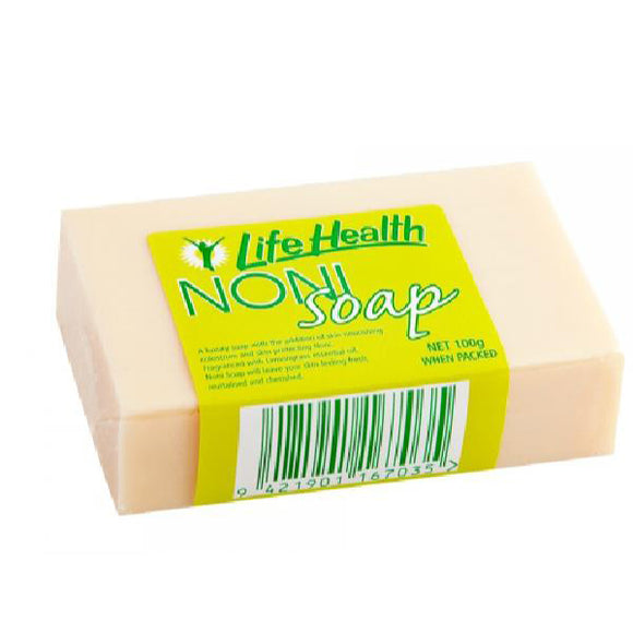 Life Health Noni Soap 100g