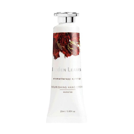Linden Leaves Aromatherapy Synergy Nourishing Hand Cream - Memories 25ml