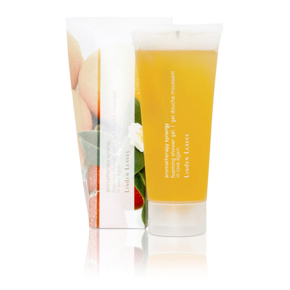 Linden Leaves Aromatherapy Synergy Foaming Shower Gel