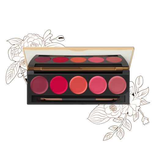 Karen Murrell Natural Lip Palette