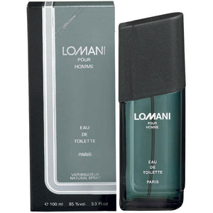 Lomani Pour Homme Natural Eau de Toilette Spray 100ml