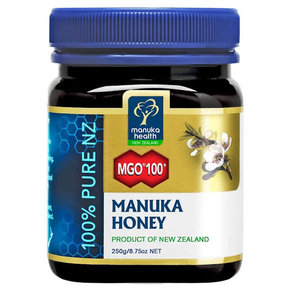 Manuka Health MGO 100+ UMF6 Manuka Honey - 250g