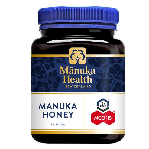 Manuka Health MGO 115+ UMF6 Manuka Honey - 1000g