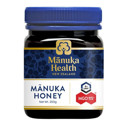 Manuka Health MGO 115+ UMF6 Manuka Honey - 250g
