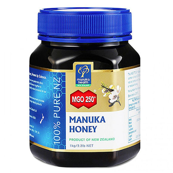 Manuka Health MGO 250+ UMF10 Manuka Honey - 1kg