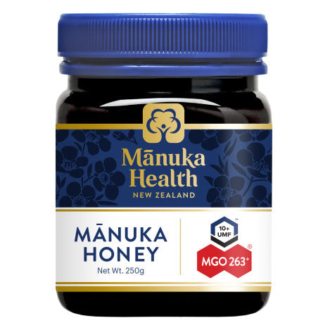 Manuka Health MGO 263+ UMF10 Manuka Honey - 250g