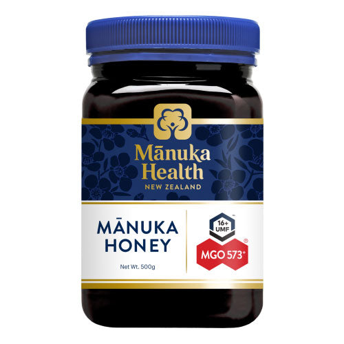 Manuka Health MGO 573+ UMF16 Manuka Honey 500g