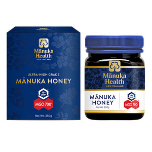 Manuka Health MGO 700+ UMF18 Manuka Honey -  250g