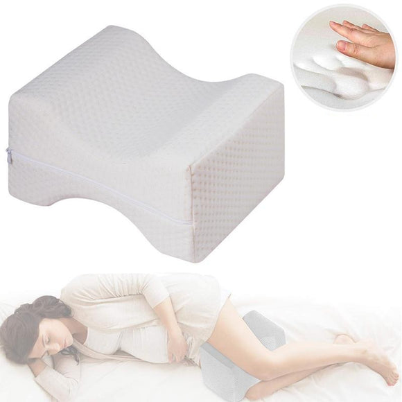 Memory Foam Orthopedic Knee Leg Pillow Bed Cushion