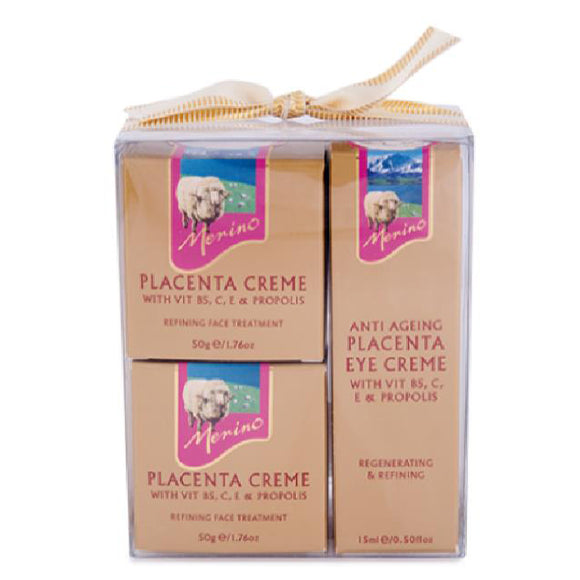 Merino Placenta Creme & Eye Creme PM10 Pack