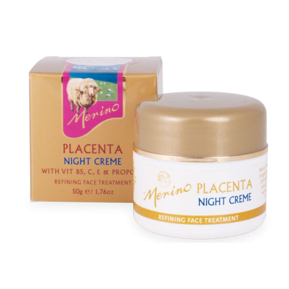 Merino Placenta Night Creme 50g