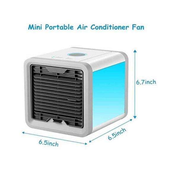 Portable Mini Air Conditioner Cooler Humidifier Purifier