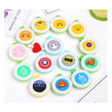 Mini Mosquito Repellent Buttons Clip Buckles