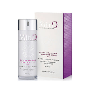 MitoQ Cellular Radiance Protection Serum - AM 30ml