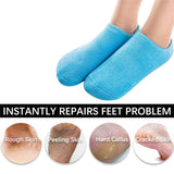 Soft Moisturizing Gel Socks Foot Care