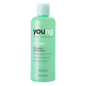 Natio Freshen Oil Control Toning Lotion 200ml