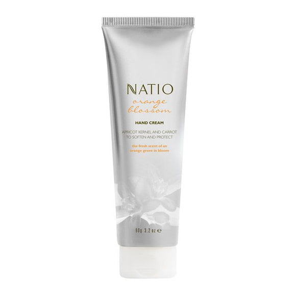 Natio Orange Blossom Hand Cream 90g
