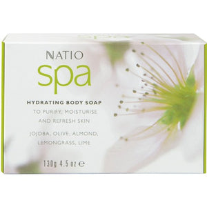 Natio Spa Hydrating Body Soap 130g
