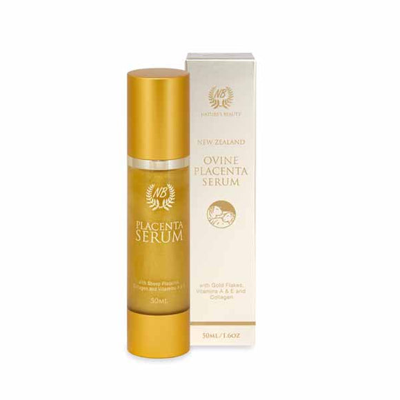 Nature's Beauty Ovine Placenta Gold Serum 50ml