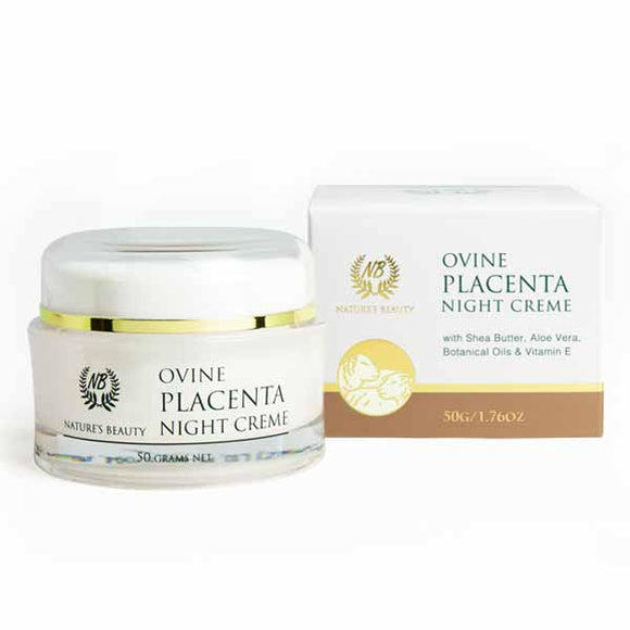 Nature's Beauty Ovine Placenta Night Creme 50g