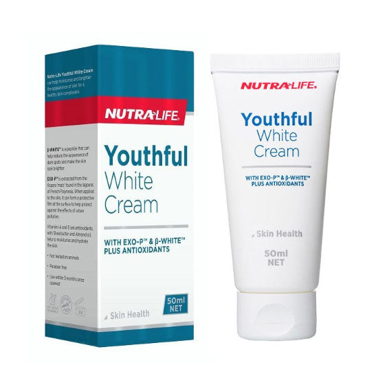 Nutra-Life Youthful White Cream - 50ml
