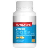 Nutra-Life Omega Smart Bites for Kids 60 Capsules