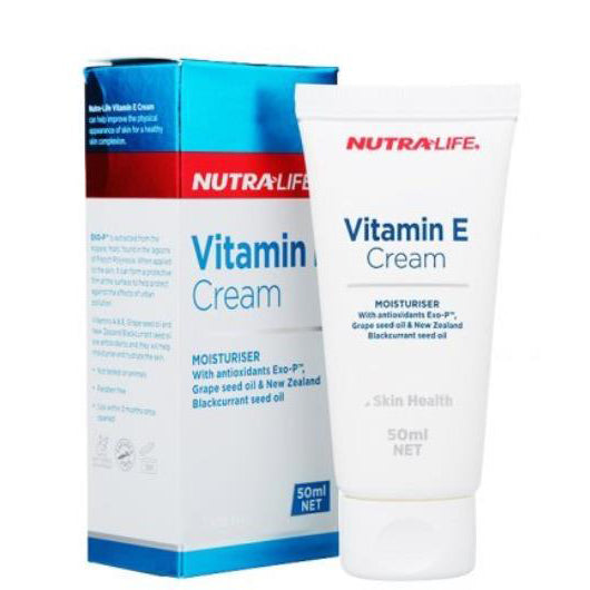 Nutra-Life Vitamin E Cream - 50ml