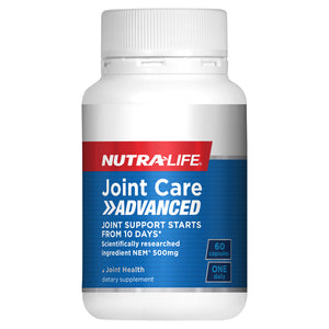 Nutra-Life Joint Care Advanced One-a-Day 60 Capsules