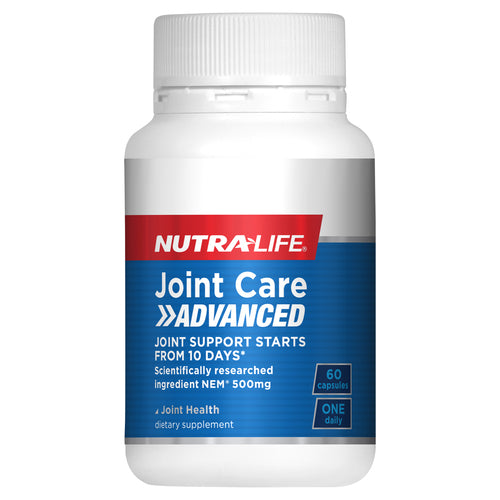 Nutralife Joint Care Advanced One-a-Day 60 Capsules