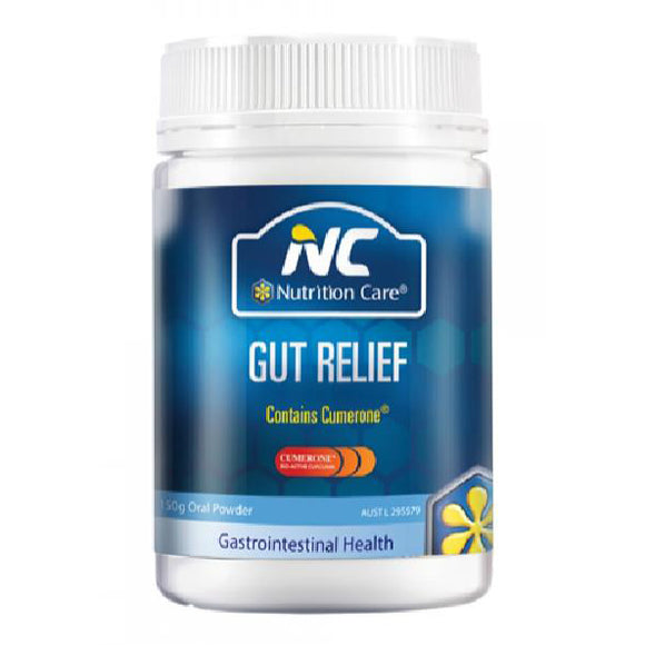 Nutrition Care Gut Relife Powder 150g