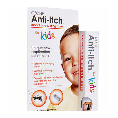 OZONE AntiItch Bite & Sting Roll On for Kids 14ml