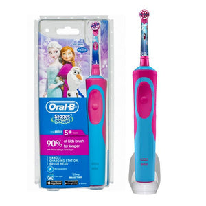 Oral-B Vitality Kids Stages Power Electric Toothbrush - Frozen