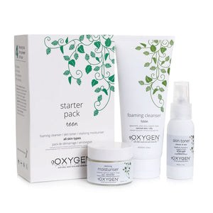 Oxygen Teens Starter Pack 200ml + 50ml + 50ml