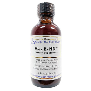 Premier Research Labs PRL Max B-ND Liquid - 58mL