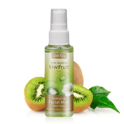 Parrs Wild Ferns Kiwifruit Hydrating Facial Mist 50ml