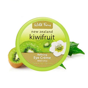 Parrs Wild Ferns Kiwifruit Refining Eye Creme 30ml