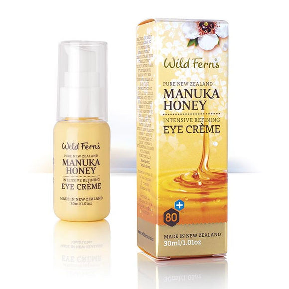 Parrs Wild Ferns Manuka Honey Intensive Eye Creme 30ml