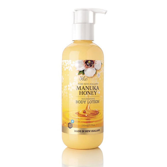 Parrs Wild Ferns Manuka Honey Nourishing Body Lotion 230ml