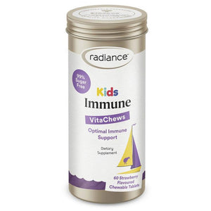 Radiance Kids Immune 60 Chewable Tablets