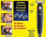 Rechargeable Full Body Trimmer and Shaver