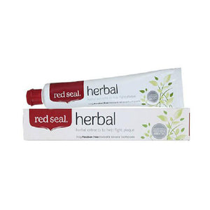 Red Seal Herbal Toothpaste - 110g