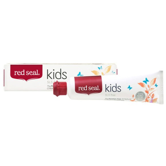 Red Seal Kids Toothpaste - 75g