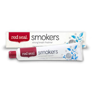 Red Seal Smokers Toothpaste - 100g