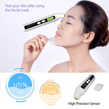 Portable Facial Skin Moisture Analyzer Digital Tester Pen